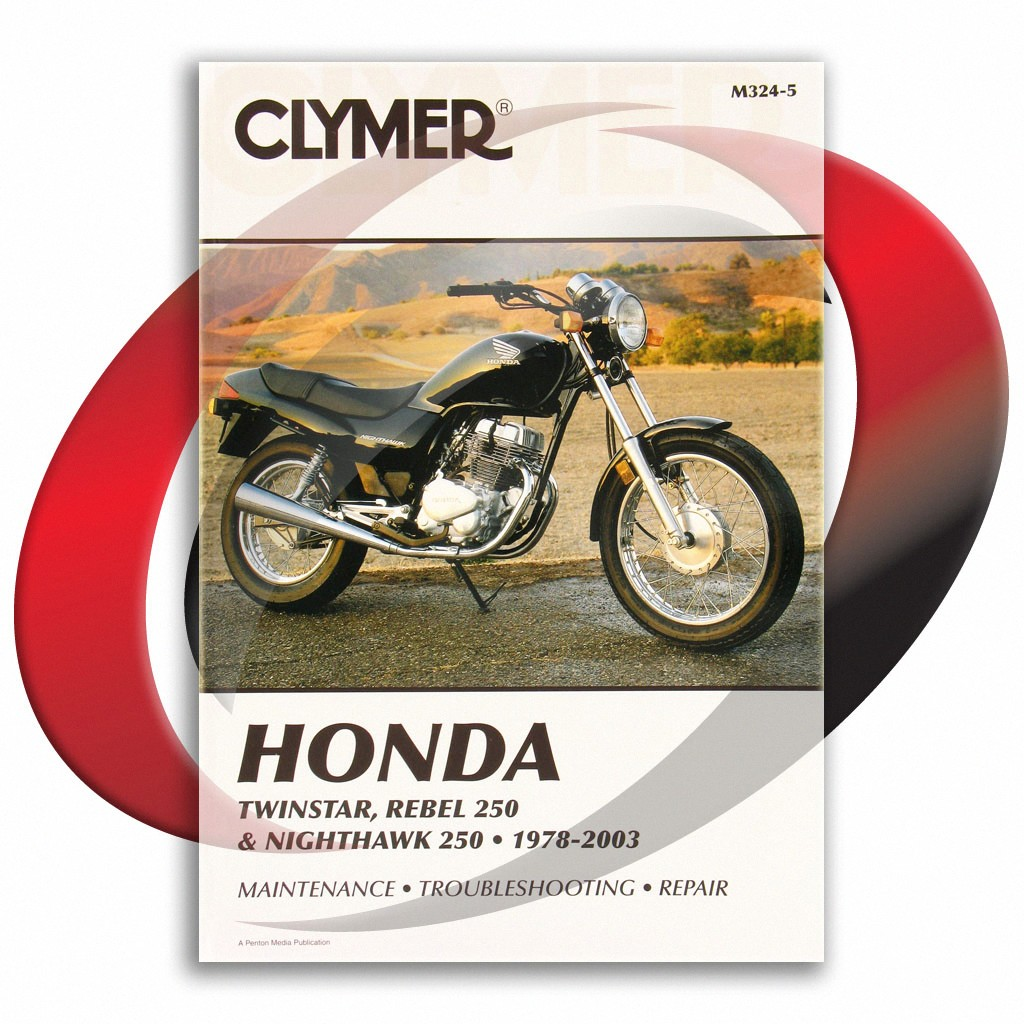 1970-1972 Honda CL100 Repair Manual Clymer M315 Service Shop ...