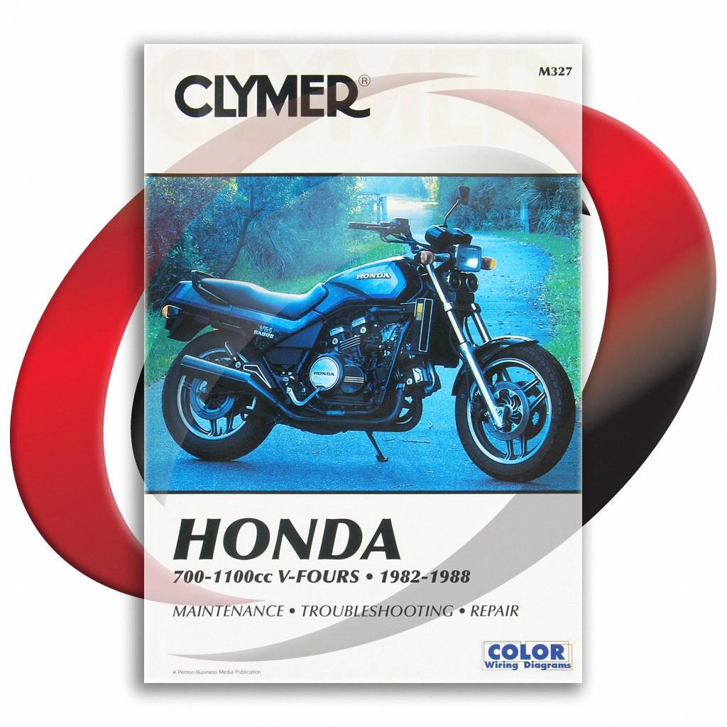 Details about 1983-1986 Honda VF1100C V65 MAGNA Repair Manual Clymer on