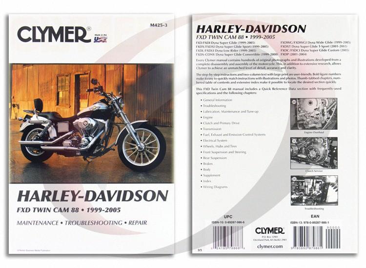 1999 2005 harley davidson fxdwg fxdwgi dyna wide glide repair manual rh ebay com dyna wide glide service manual online free 2009 dyna super glide service manual