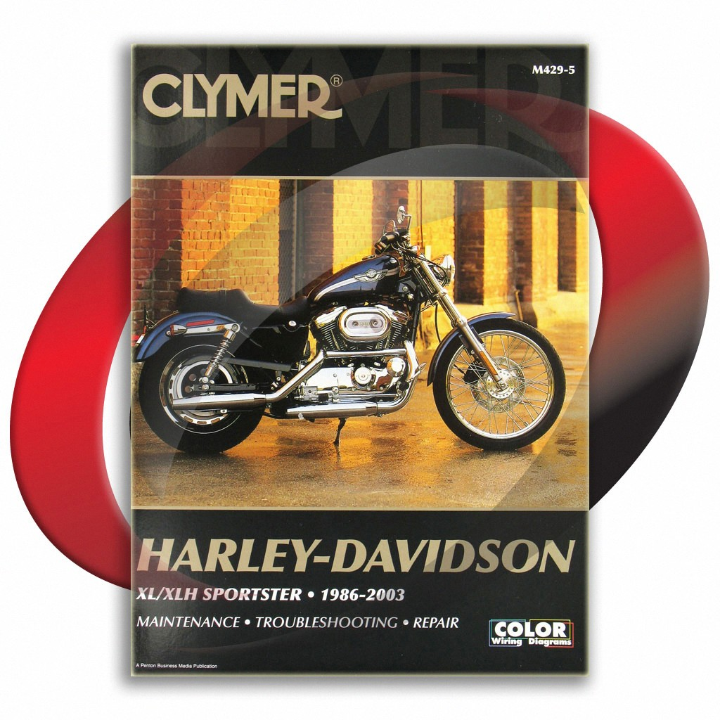 Details about 2002-2003 Harley Davidson Sportster XL883R Repair Manual on