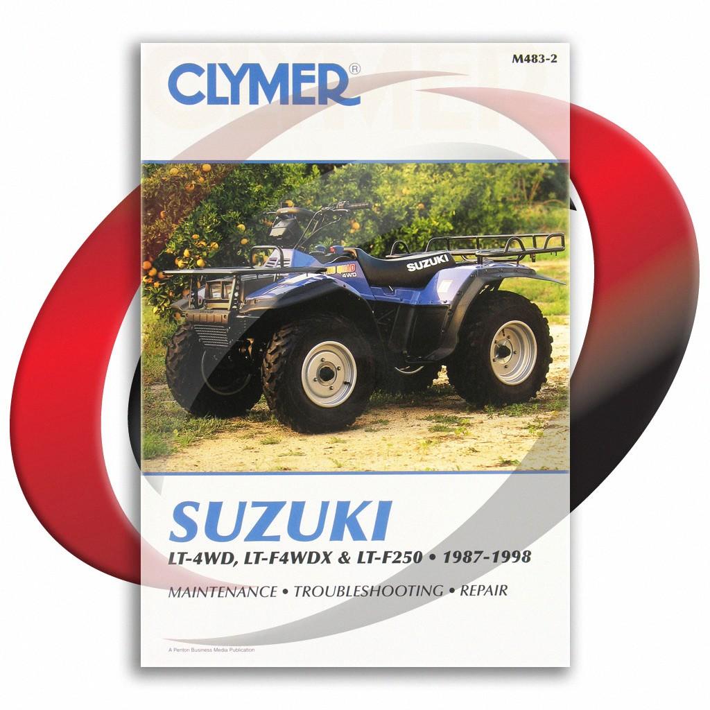 Suzuki LTF4WDX King Quad 280 1991-1998 1992 1993 1994 1995 1996 Carburetor Kit
