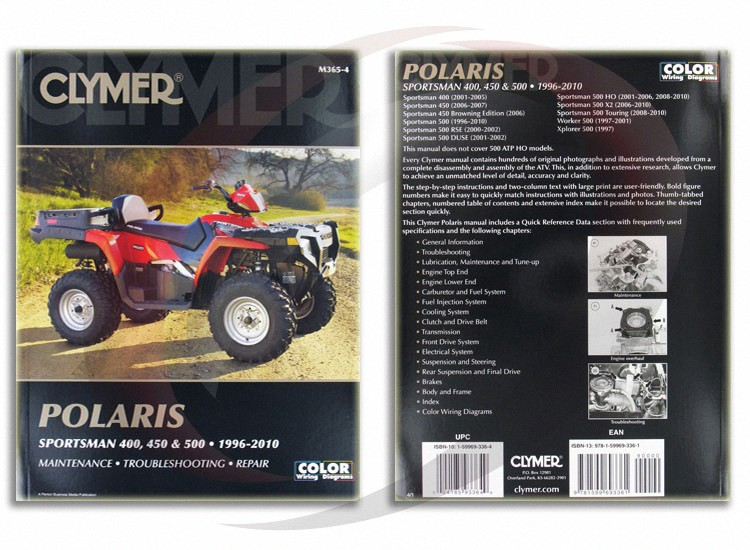 polaris magnum atv digital workshop repair manual 1996 1998