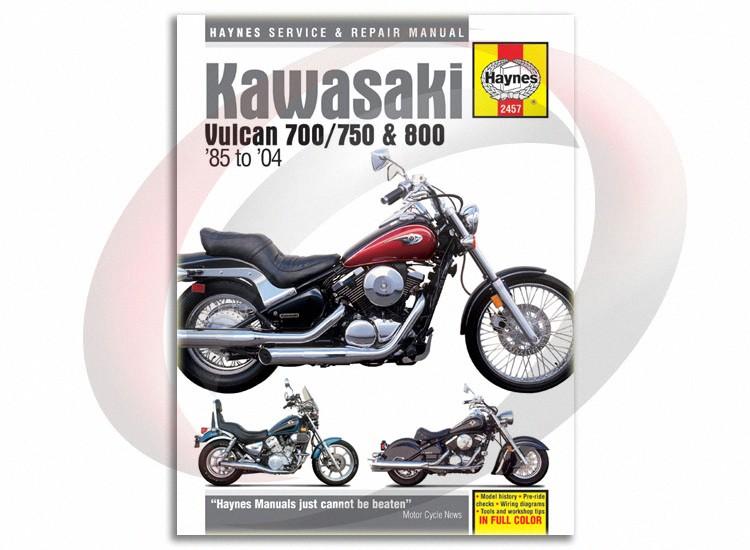 1996 2002 kawasaki vulcan 800 classic haynes repair manual 2457 shop rh ebay com 2001 kawasaki vulcan 800 service manual 2008 Kawasaki Vulcan 800