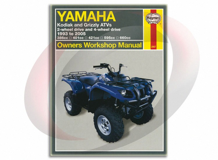 1998 2001 yamaha grizzly 600 haynes repair manual 2567 shop service new grizzly camo cans  2012 yamaha grizzly 125 standard four wheeler