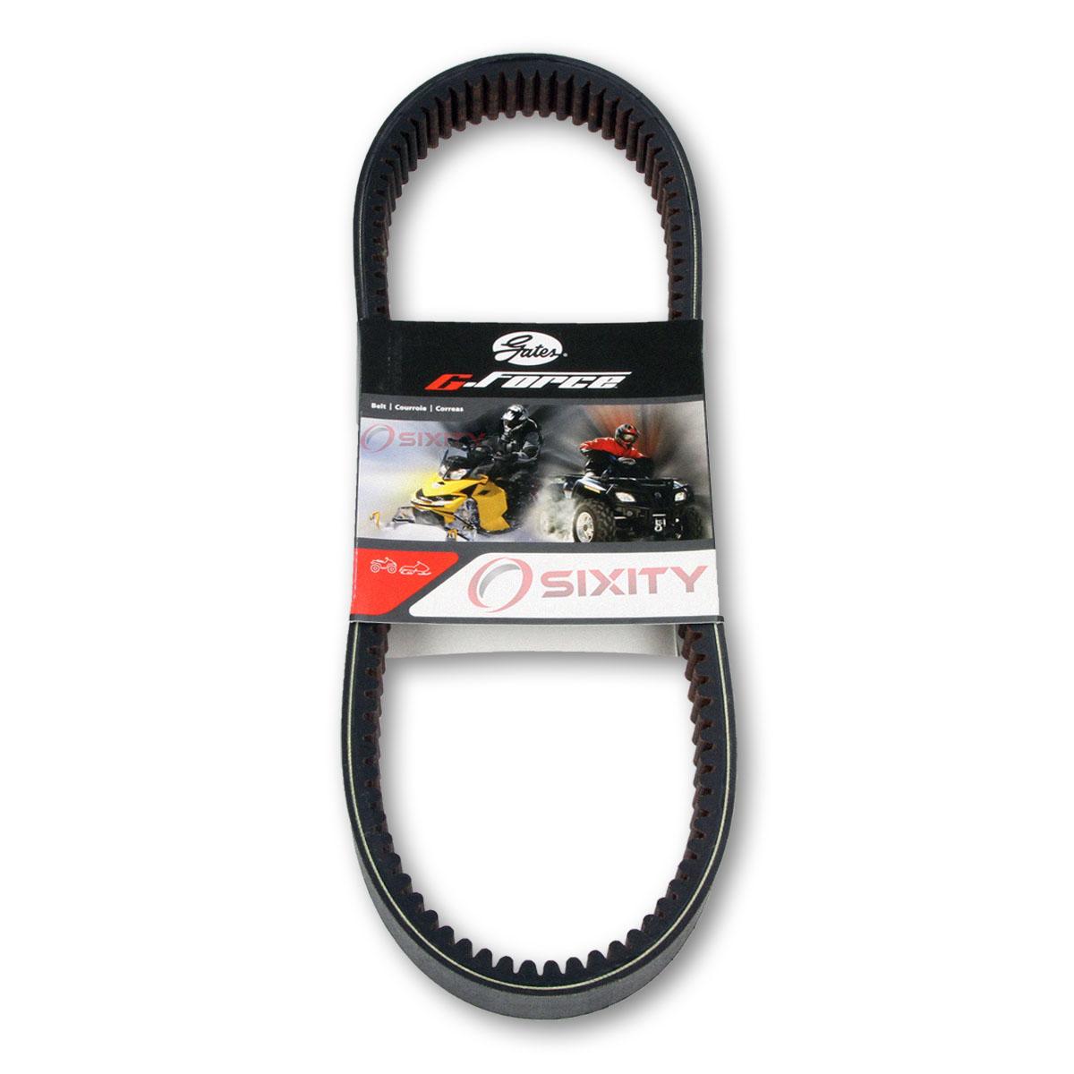 Gates G-Force Drive Belt 27G3450 Suzuki King Quad LT-A500XP 2009 and 2012 2013