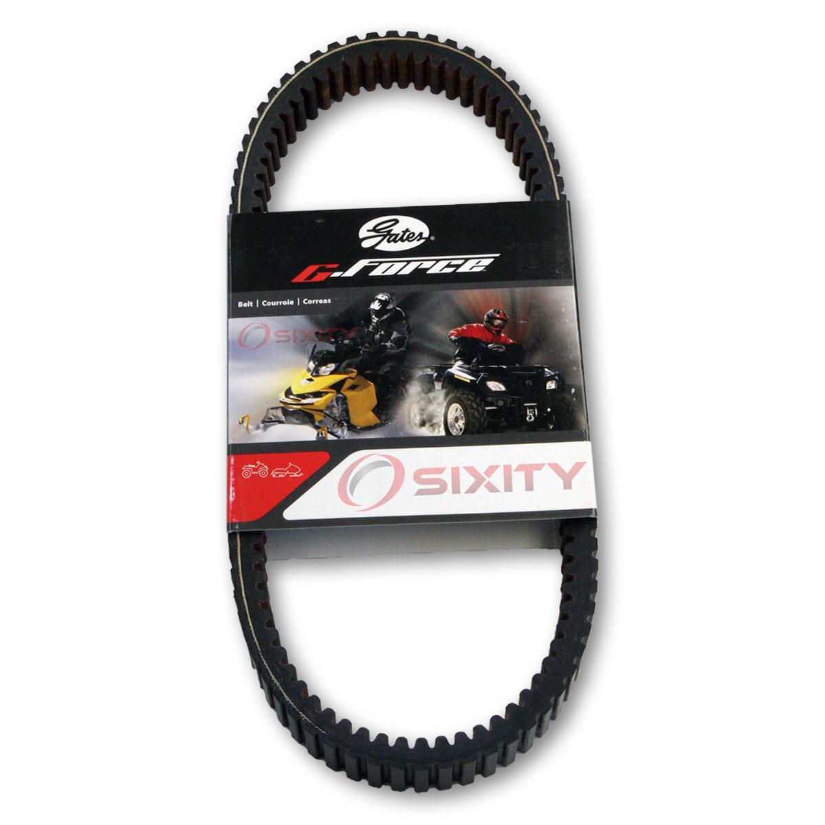 2007-2011 Yamaha Grizzly 350 YFM350 Severe Duty Drive Belt