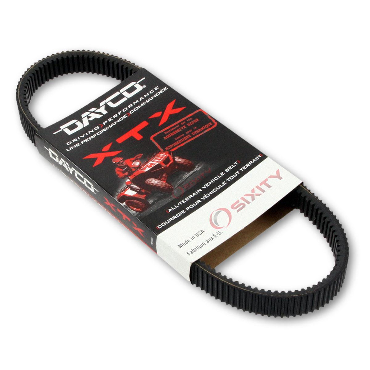 2007-2011 Polaris Sportsman 800 EFI Severe Duty Drive Belt