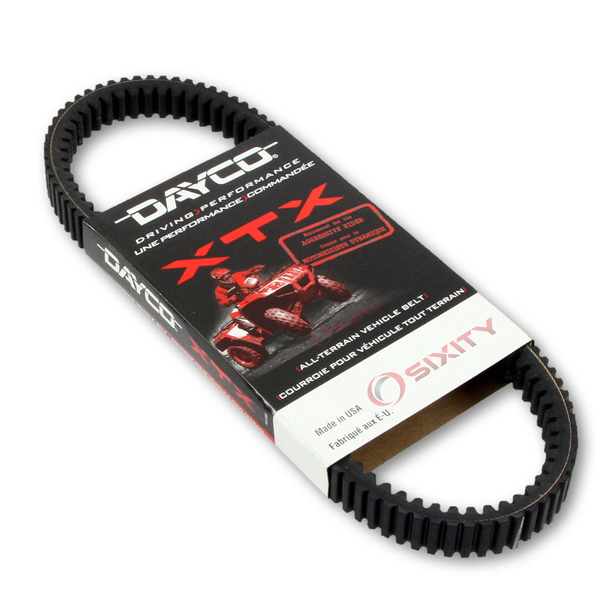 Gates Drive Belt 2013-2015 Can-Am Maverick Max 1000R G-Force CVT Heavy Duty nv
