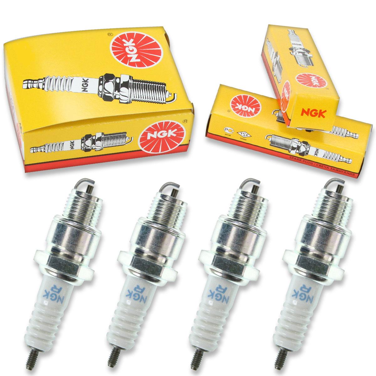 [WLLP_2054]   4pcs 2011 KYMCO Mongoose 50 NGK Standard Spark Plugs 49cc 2ci Kit Set Engine  ch | eBay | Kymco And Spark Plug Wiring Harness |  | eBay