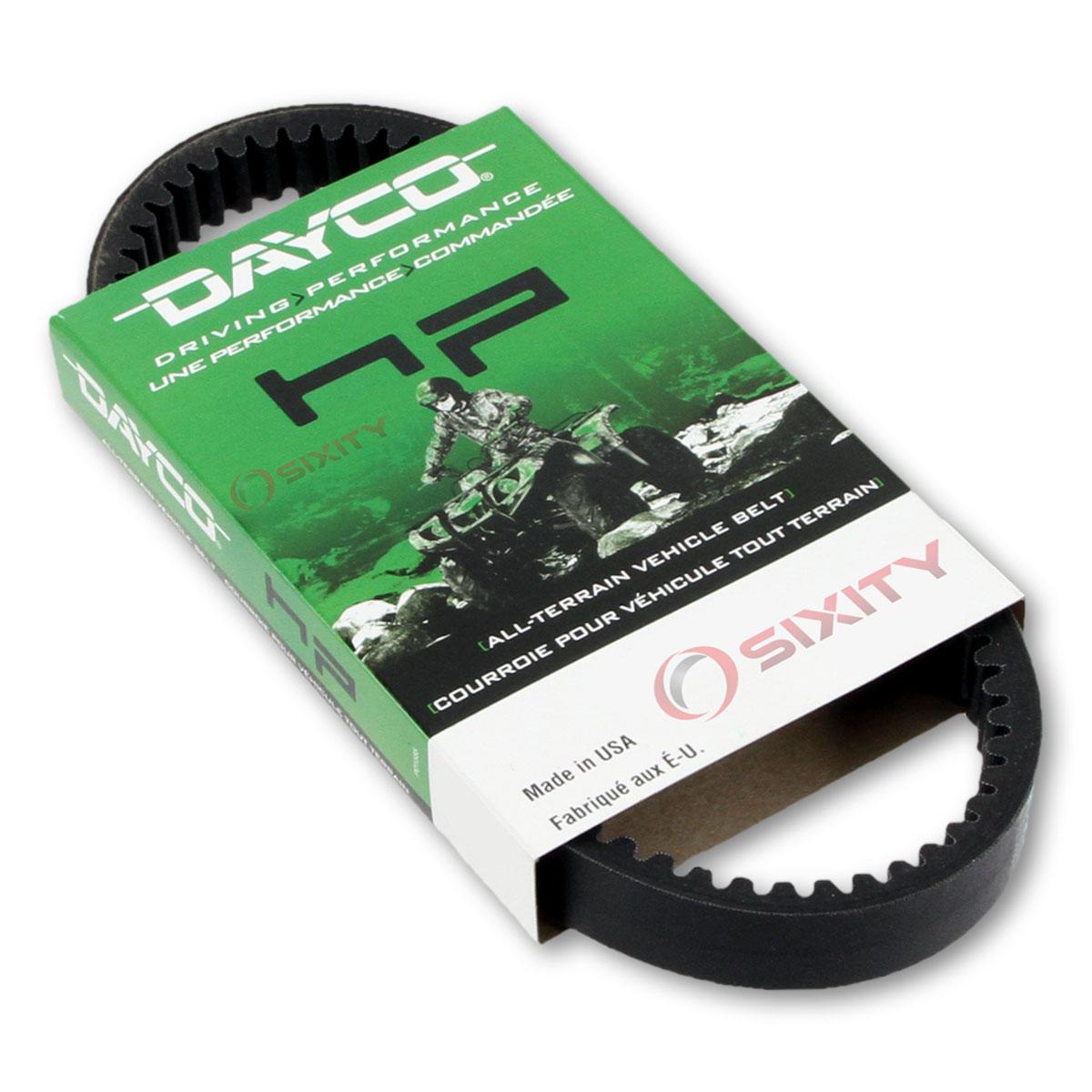 Dayco HP2017 Drive Belt 59011-0003 K5901-10003 Kawasaki OEM Upgrade id
