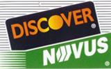 Discover Novus Logo